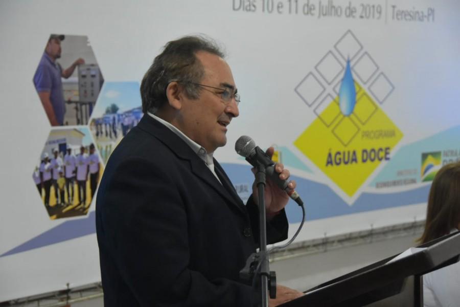 Diretor-geral do Emater, Francisco Guedes, propôs mais integração entre as entidades gestoras