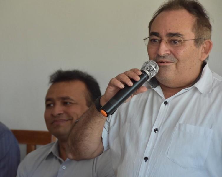 Francisco Guedes destacou a importância de ampliar parcerias com o projeto